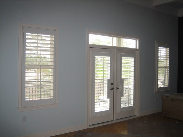 Shutters Draperies Closets Earney Home In Wilmington Nc